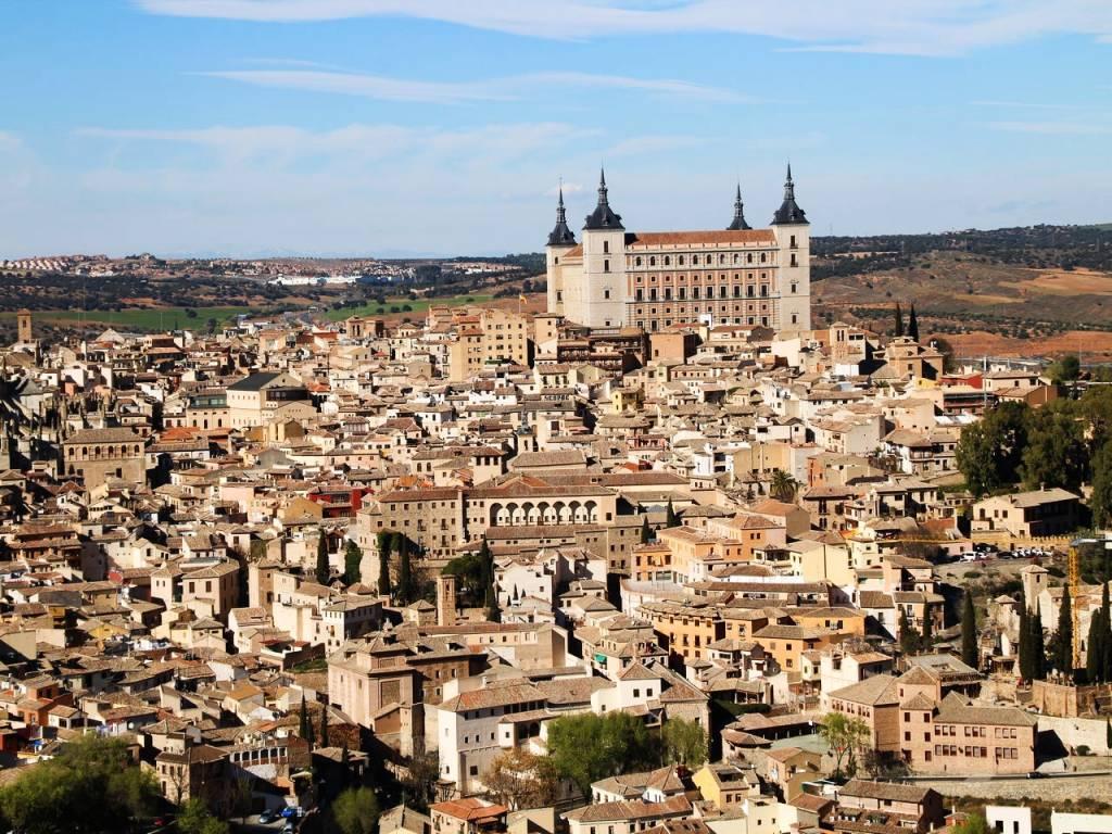 El Parador es uno de los imprescindibles en tu visita a Toledo en un fin de semana o 2 días.
