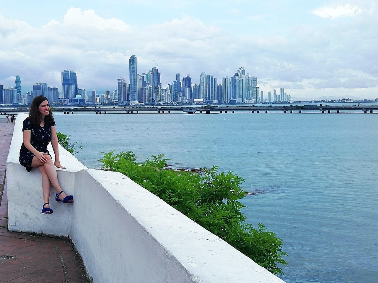 Qué ver en Ciudad de Panamá: Paseo Esteban Huertas.