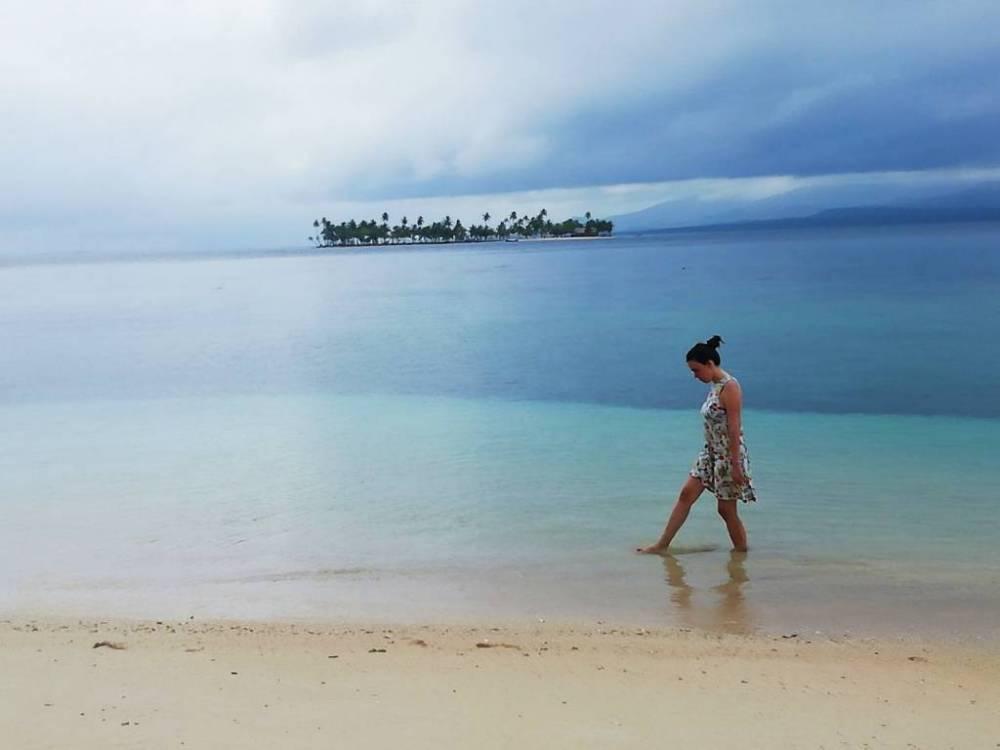 Playas paradisiacas que verás en tu recorrido por las islas de San Blas en dos días.