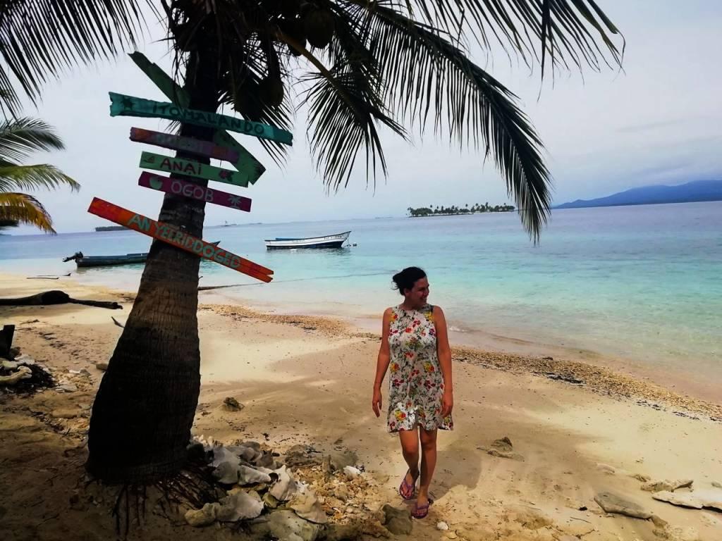 Islas de San Blas en dos días: playas vírgenes