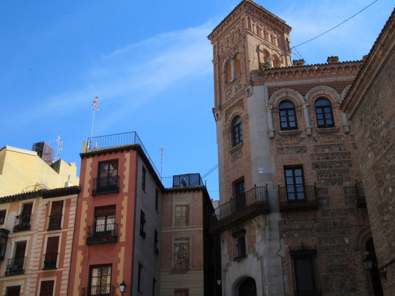 Qué ver en Toledo en dos días: Plaza Magdalena.
