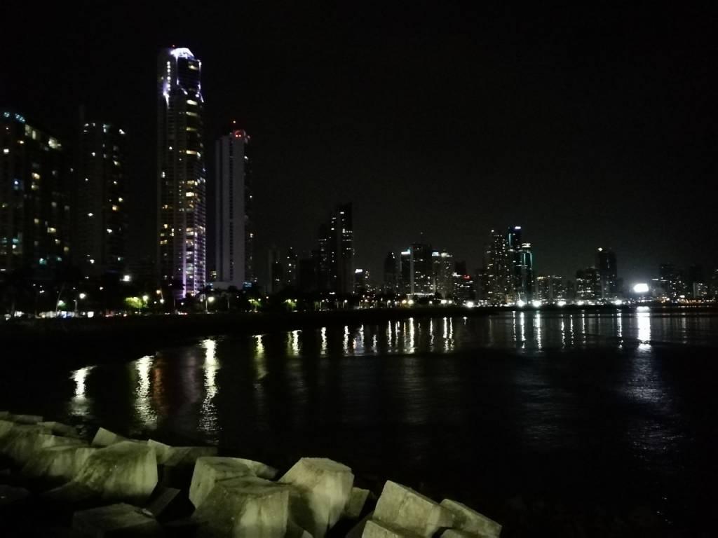 Dónde comer en Ciudad de Panamá con las mejores vistas: Tacos La Neta.