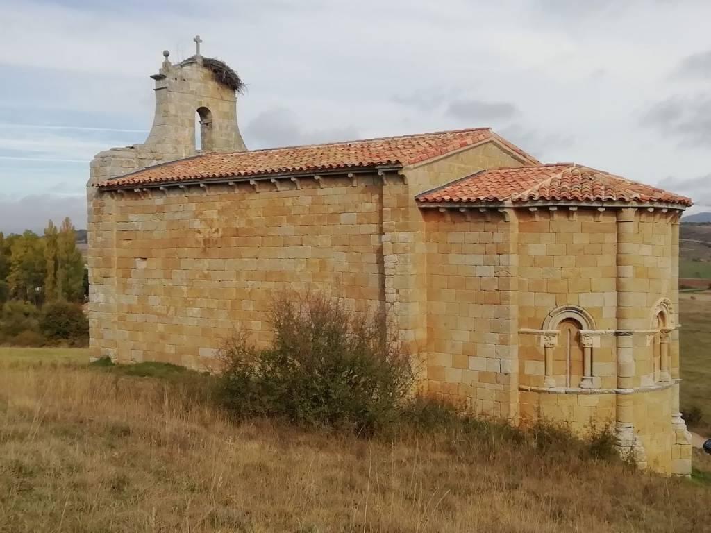 Ermita de Santa Eulalia en el Barrio de Santa María.