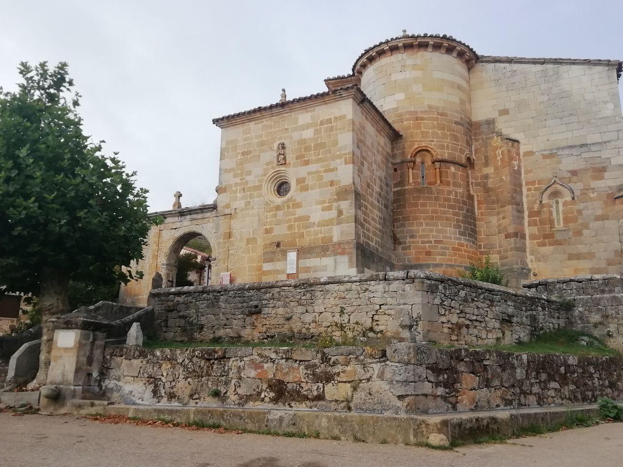 Iglesia de Nuestra Señora de la Asunción en el Barrio de Santa María.
