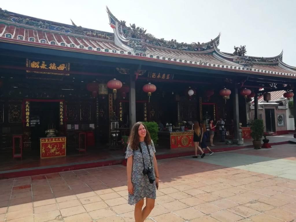 Cheng Hoon Teng es un templo que merece la pena visitar en Malaca.