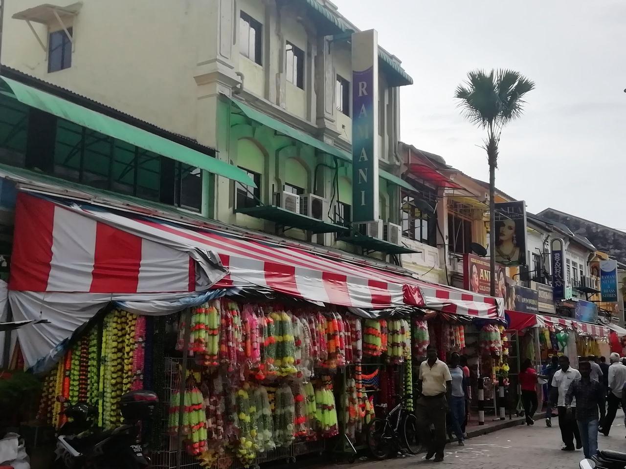 Qué ver en Penang en dos días: Little India.