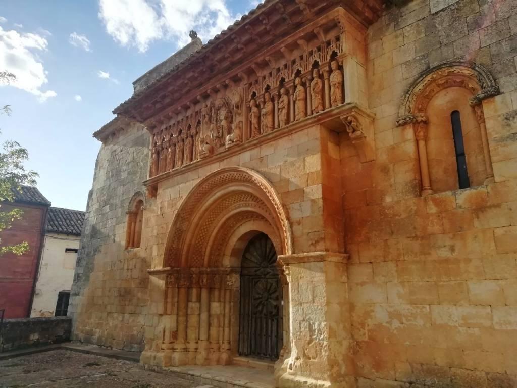Iglesia de San Juan Bautista, Moarves de Ojeda.