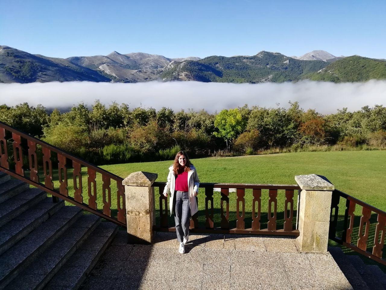 Acércate al Parador de Cervera de Pisuerta en tu ruta por el románico palentino.