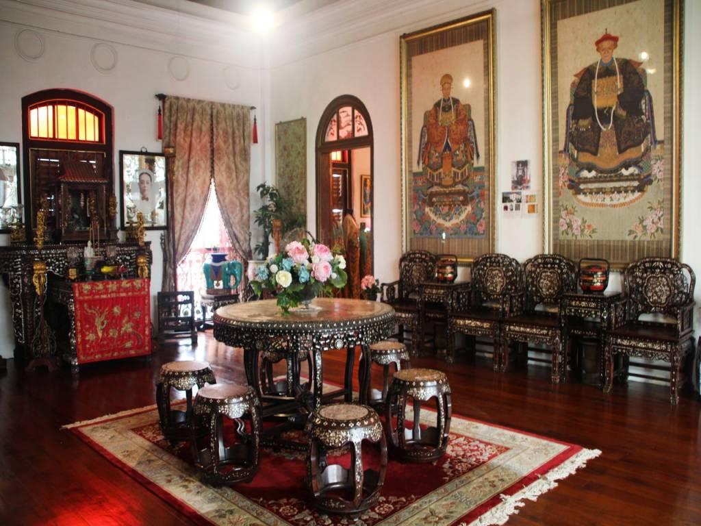 Qué ver en Penang: Pinang Peranakan Mansion.