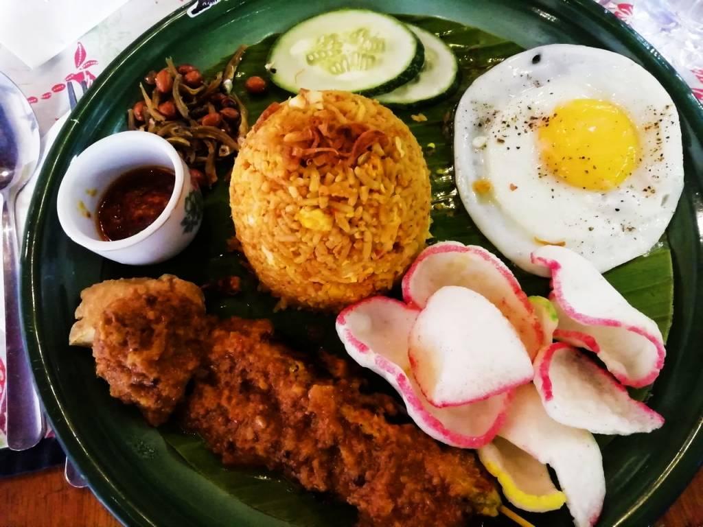 Malasia en 10 días: gastronomía un poco picante pero exquisita.