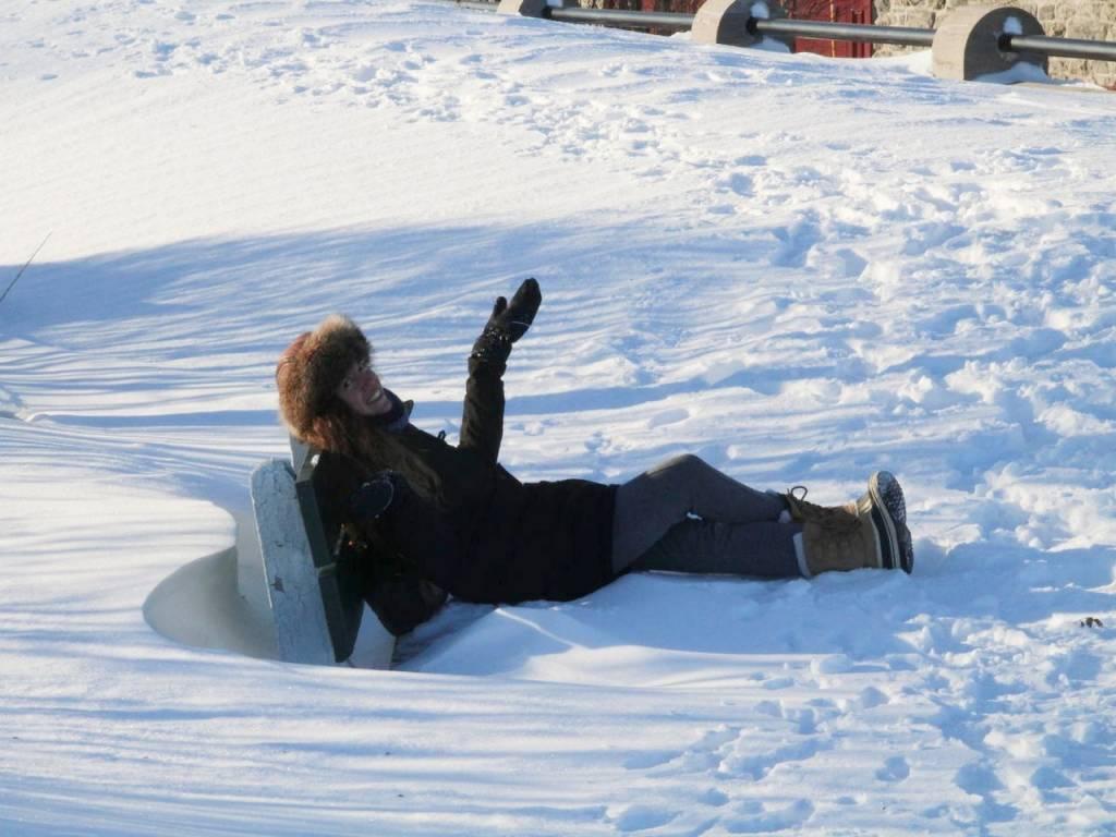 Mi viaje por Canadá en 10 días tuvo a la nieve como protagonista.