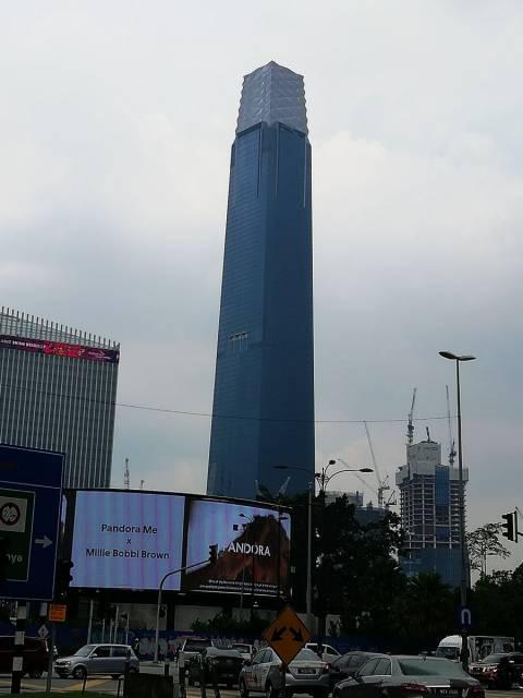 Exchange 106 sera el edificio más alto de Malasia.