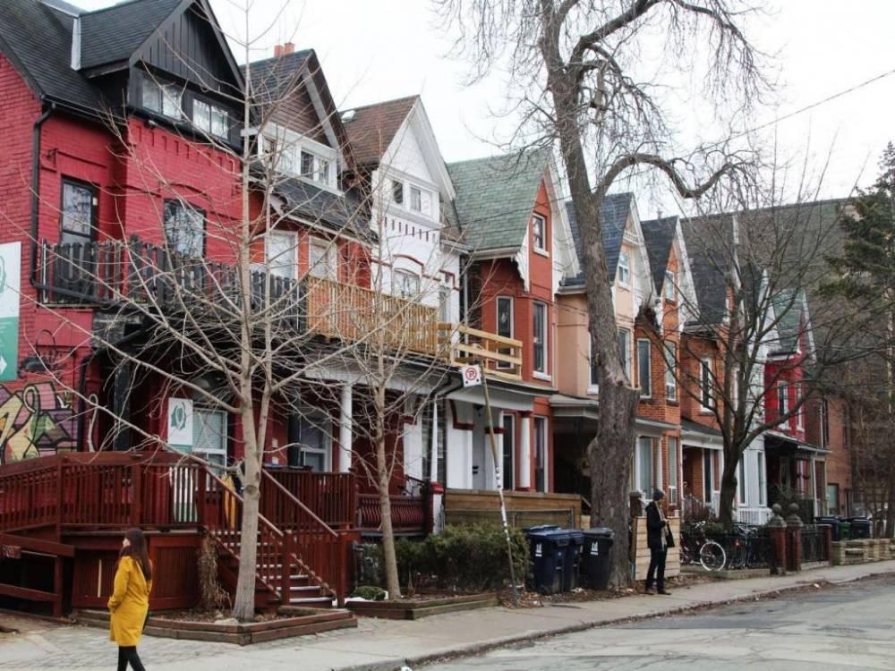 Kensington Market es la zona más alternativa que ver en Toronto.