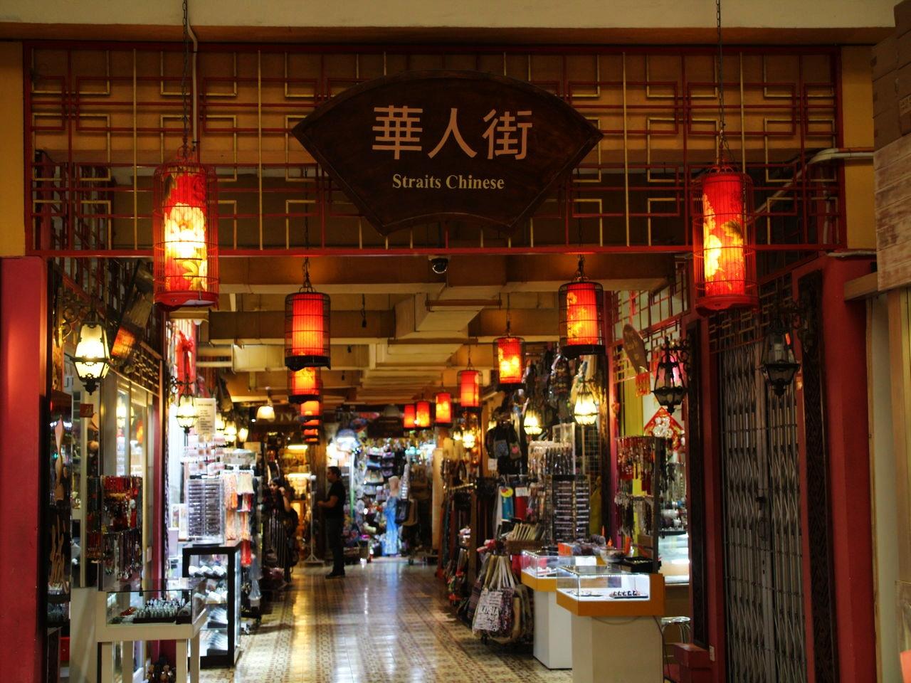 El mercado central es uno de los imprescindibles en Kuala Lumpur en dos días.