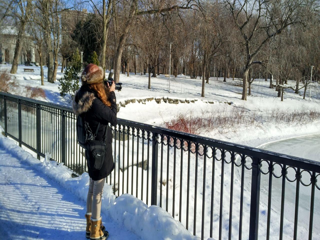 Te cuento qué ver en Montreal en invierno a 20 grados bajo cero.