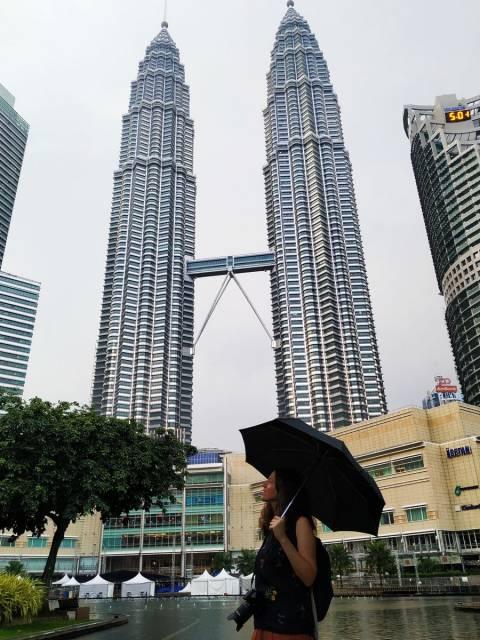 Qué ver en Kuala Lumpur en dos días: Torres Petronas.