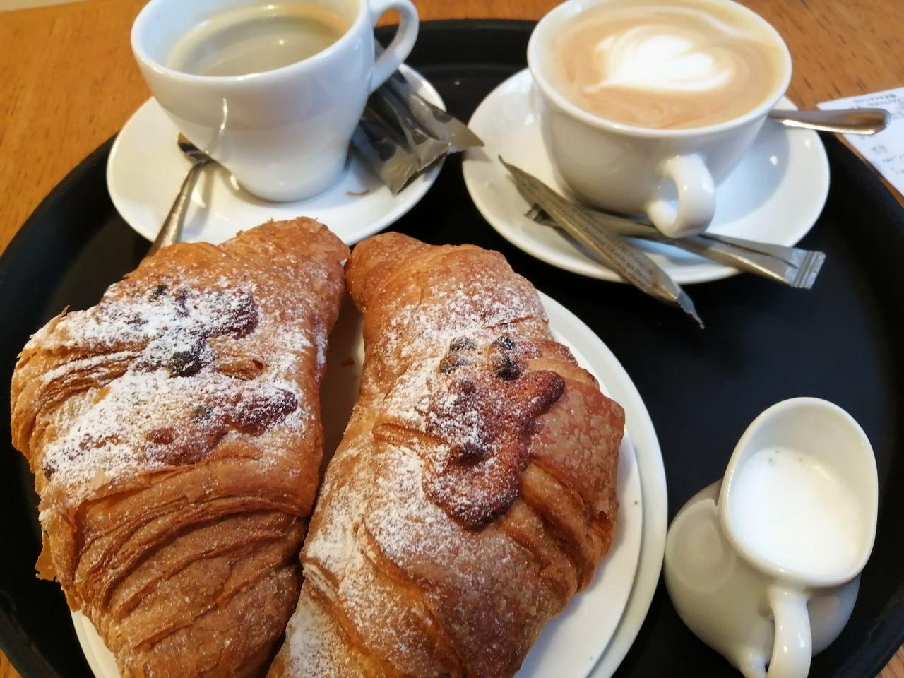 Dónde comer en Kiev un buen desayuno: Boulangerie Artisan.