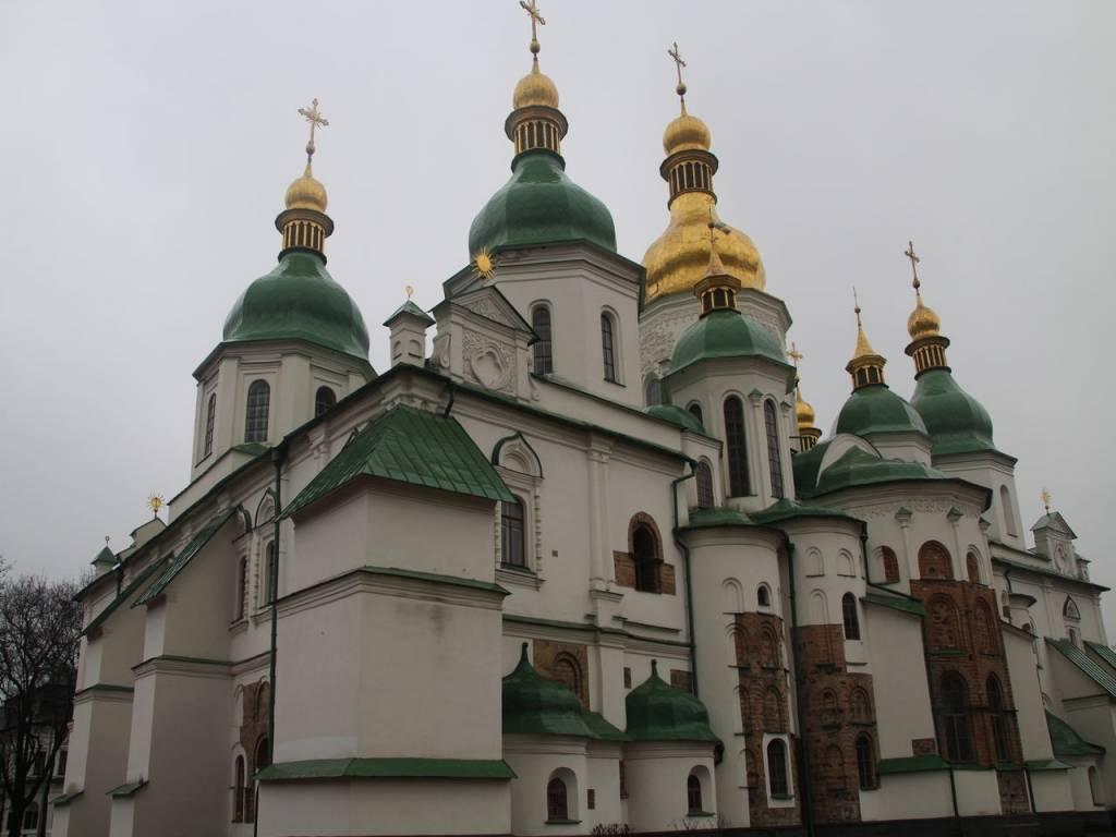 La Catedral de Santa Sofía no te deja indiferente.