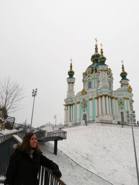Presupuesto para viajar a Kiev y disfrutar de la ciudad de las cúpulas doradas.