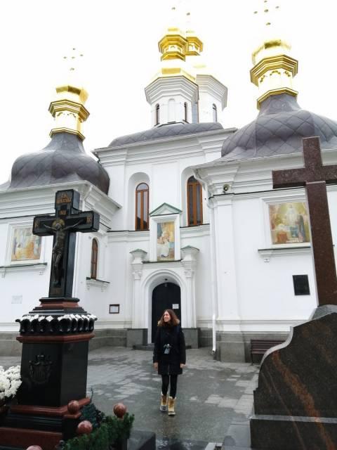 El Monasterio de las Cuevas es un imprescindible en tu viaje por Kiev en 3 ó 4 días.
