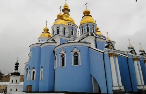 25 lugares que ver en Kiev, Ucrania