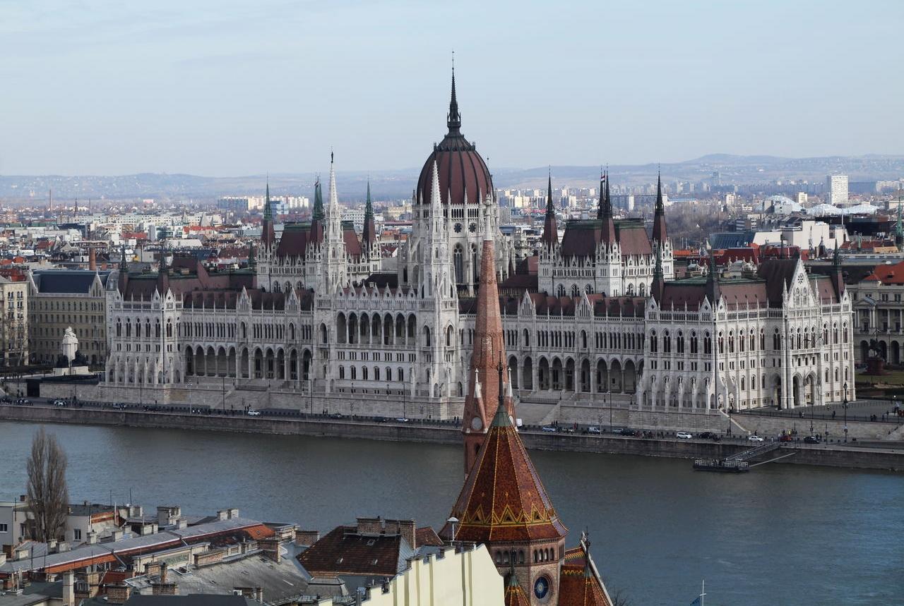 Cuánto cuesta un viaje a Budapest: vistas desde el Bastión de los Pescadores.
