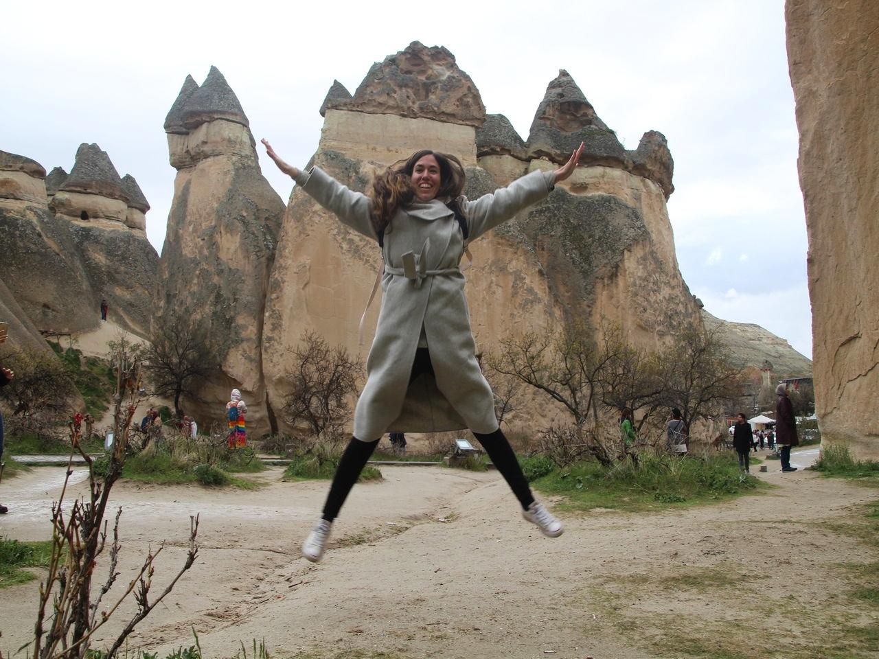 Presupuesto para viajar a Turquía y ver chimeneas de hadas en Capadocia.