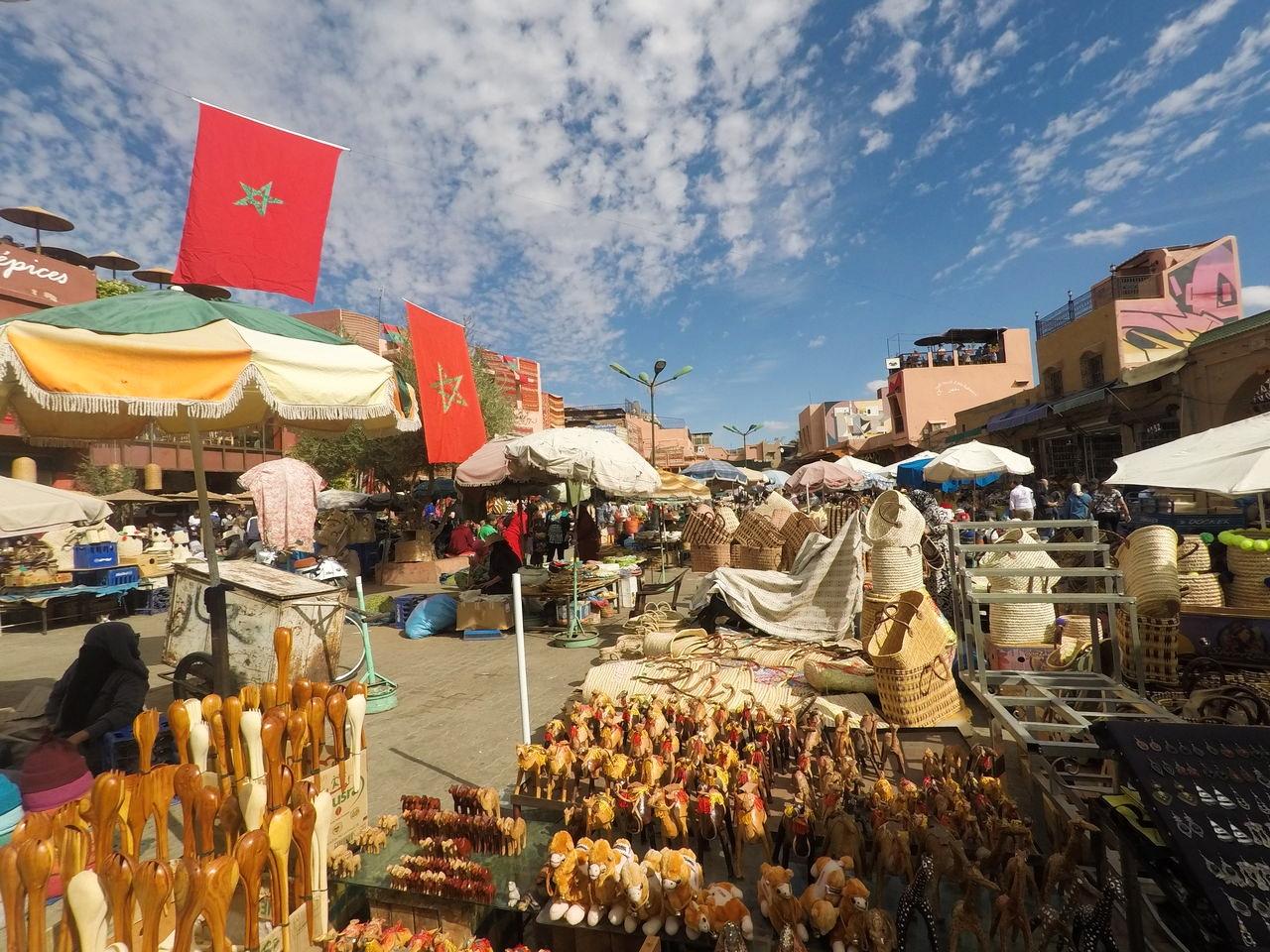 Si buscas un destino exótico donde viajar en Semana Santa, Marruecos es una buena opción.