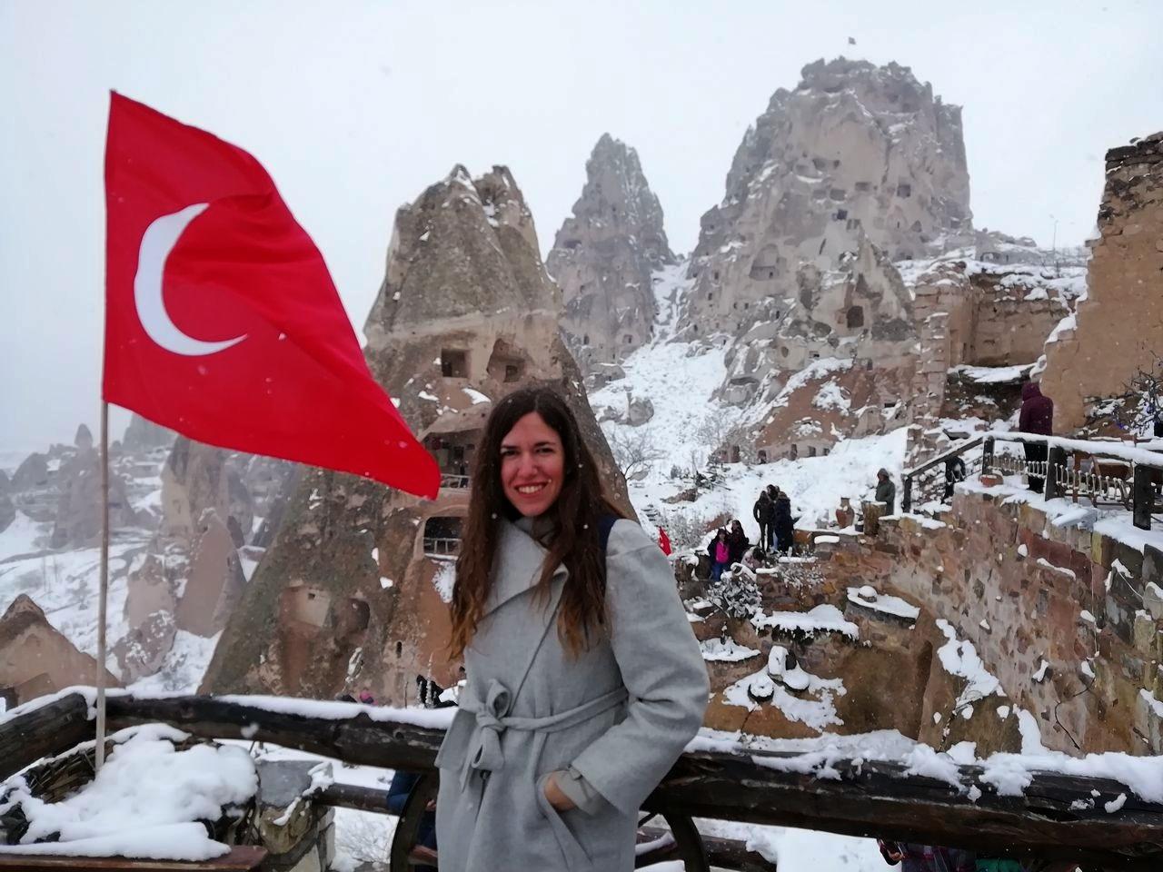 Dónde viajar en Semana Santa: la Capadocia en Turquía.