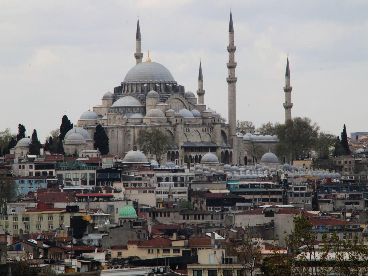 La Catedral de Santa Sofía es un imprescindible en tu visita a Estambul.