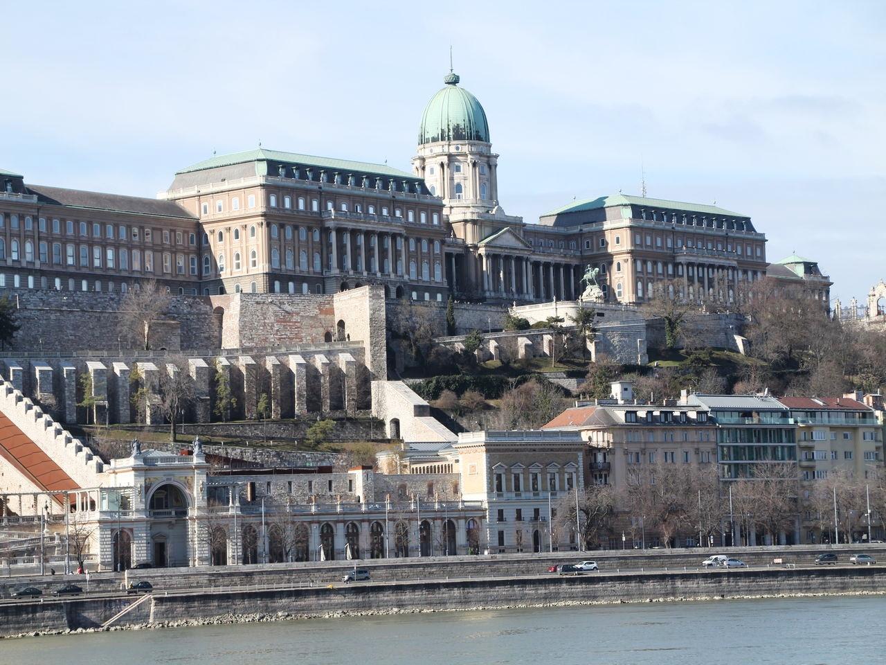 El Castillo de Buda es uno de los imprescindibles en Budapest.
