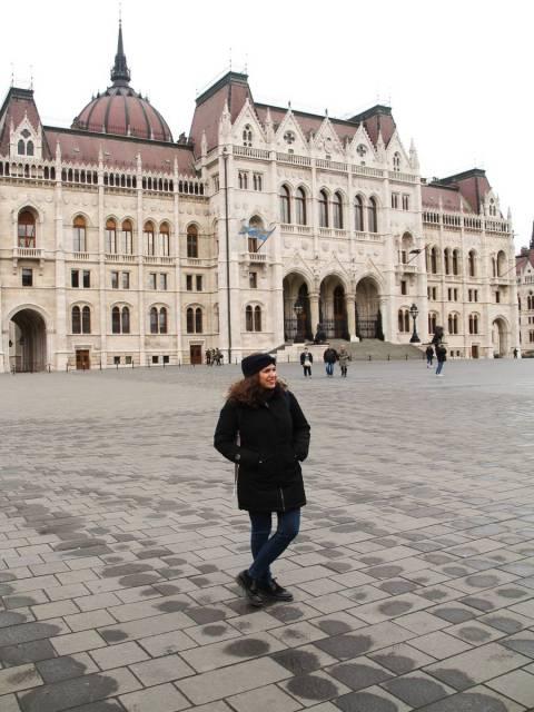 En tu escapada por Budapest no puedes dejar de visitar el Parlamento.