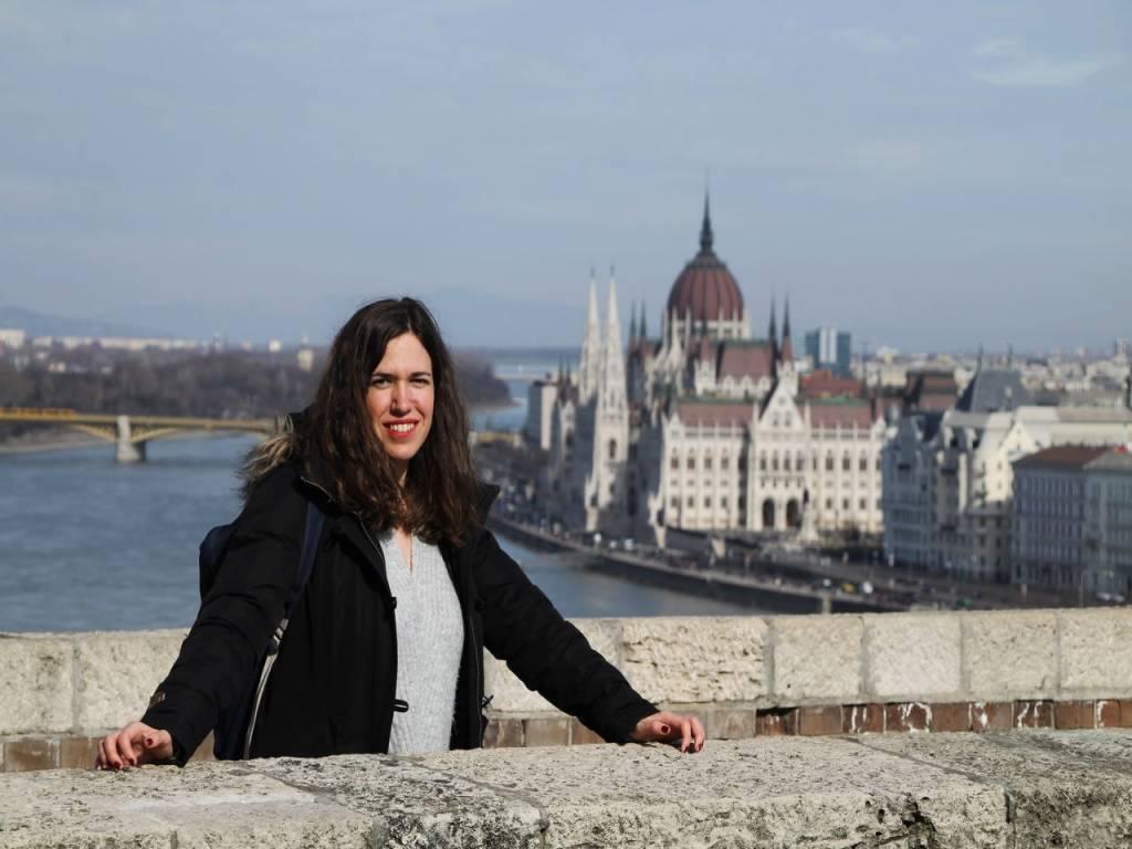 Qué ver en Budapest: vistas desde el Castillo de Buda.