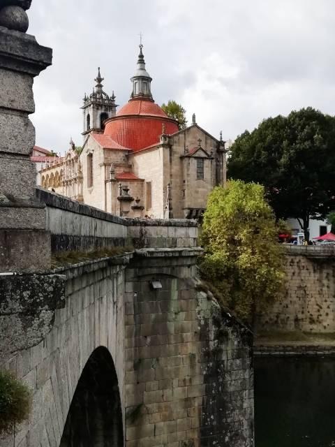Amarante es uno de los pueblos más bonitos de los alrededores de Oporto.
