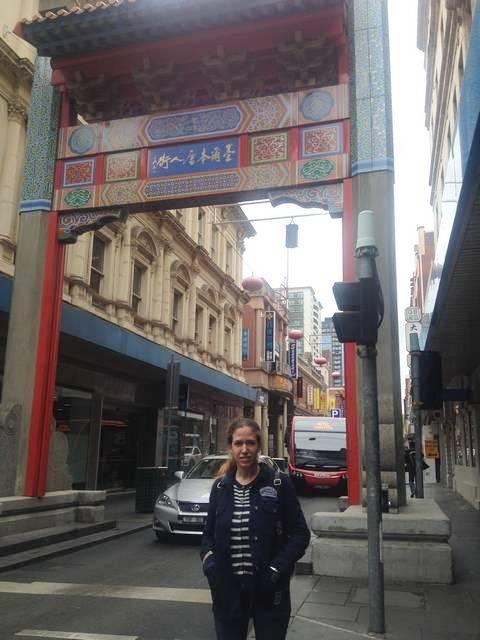 Australia es un país caro, así que comer en la zona de Chinatown es una muy buena opción para ahorrar.