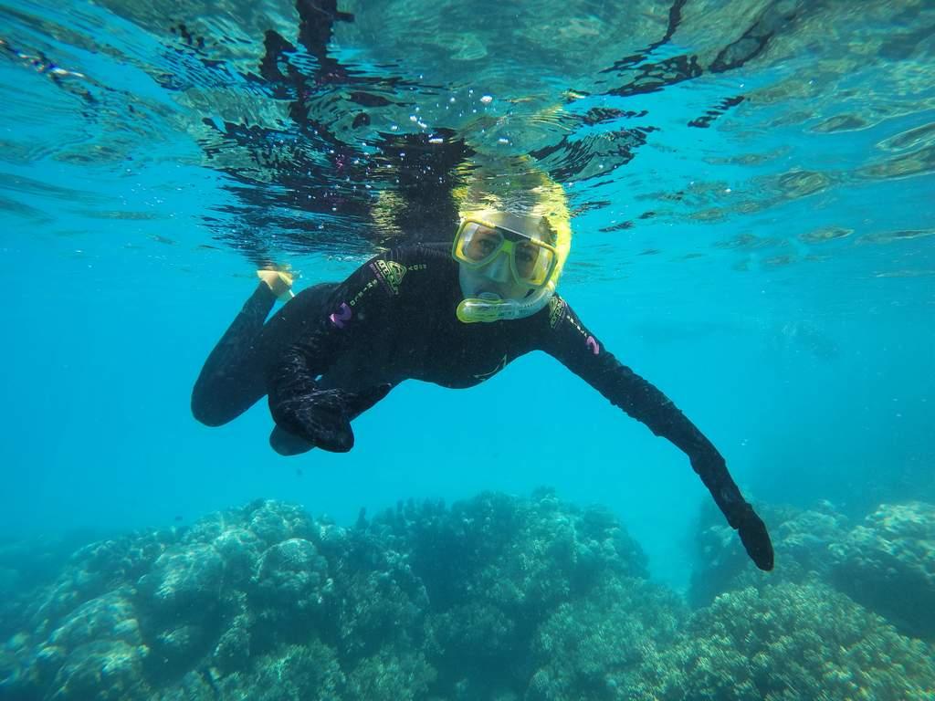 Gran Barrera de Coral en Australia: ¿hacemos snorkel?