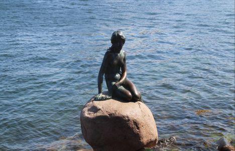 La Sirenita de Copenhague, más que un símbolo