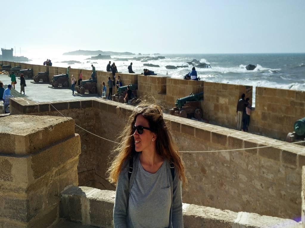 Essaouira, la Perla del Atlántico, es una excursión muy recomendable desde Marrakech.