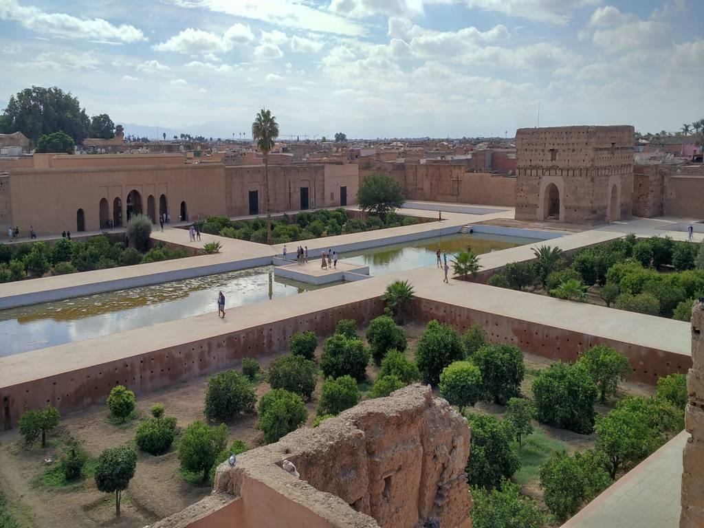 El Palacio El Badi es uno de los imprescindibles que ver en Marrakech en 3 días.