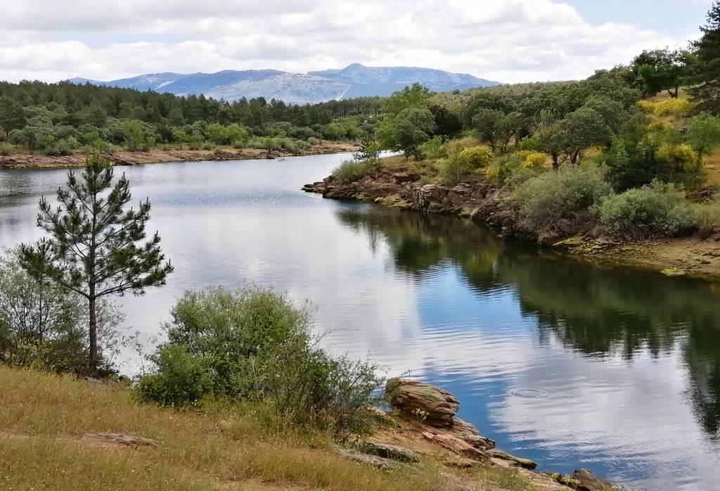 Otro plan muy recomendable es caminar junto al río Lozoya y hacer picnic en plena naturaleza.