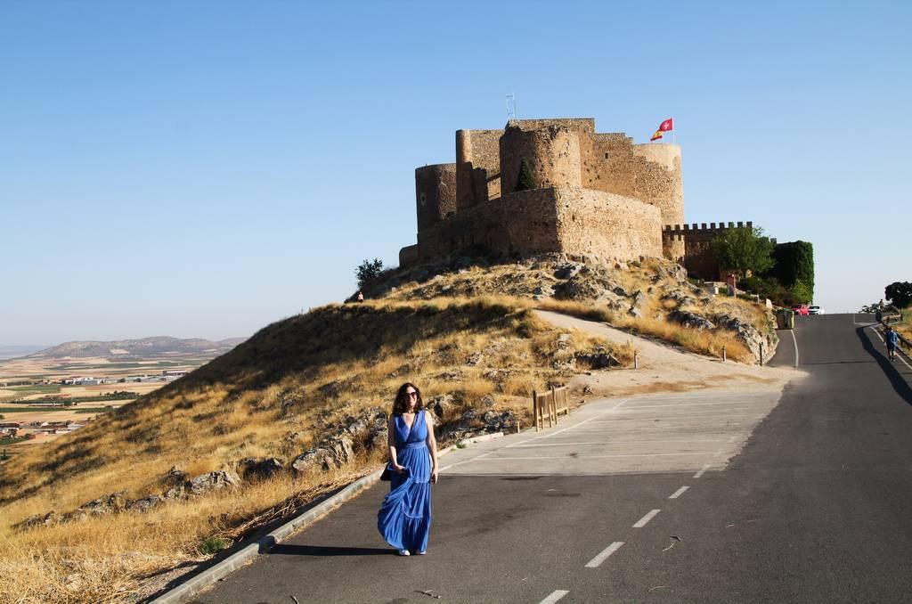 En tu paso por Consuegra en un día no olvides incluir el castillo en tu itinerario.