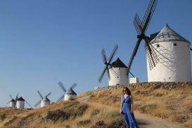 Molinos de Consuegra: los gigantes de Don Quijote