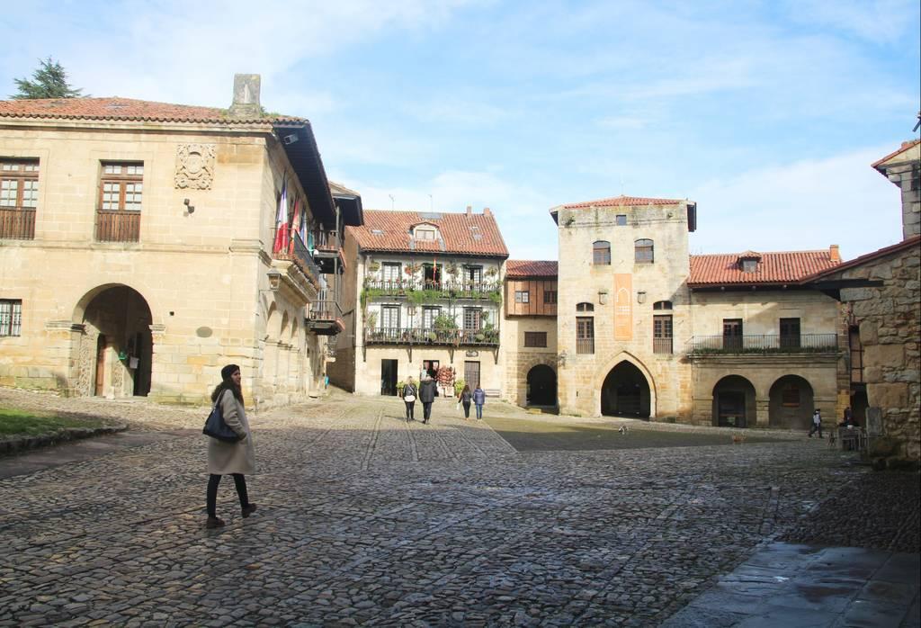 Mis primeros viajes sola los hice por España y Portugal porque me sentía más cómoda.