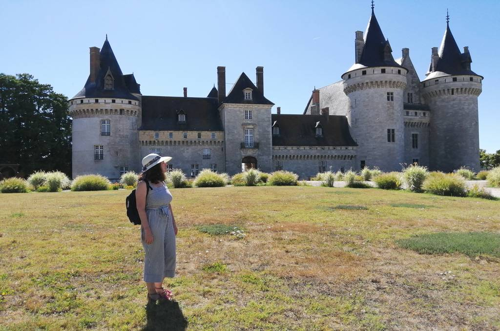 El castillo es el sitio más impresionante que ver en Sully-sur-Loire en un día.
