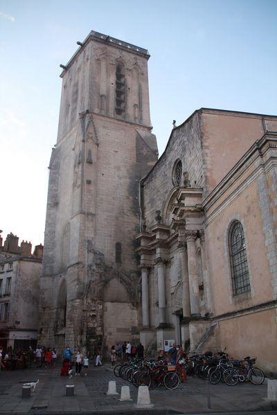 Qué ver en La Rochelle: Iglesia de San Salvador.