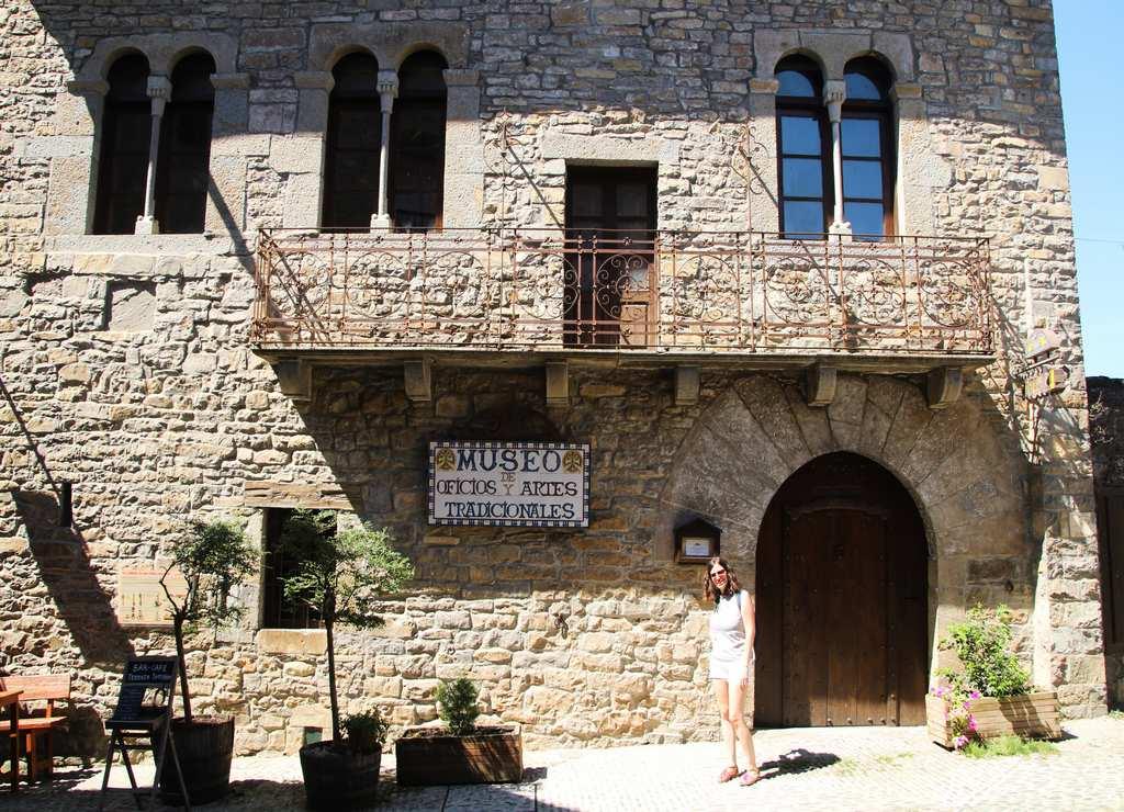 No te vayas sin descubrir los oficios y artes tradicionales del Pirineo.