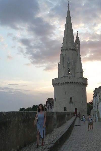 Puedes visitar la Torre de la Linterna por dentro, antiguo faro de la ciudad.