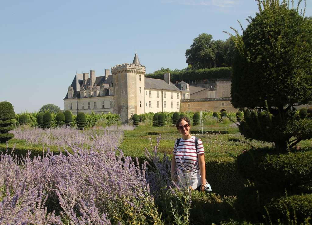Te ofrezco dos opciones de ruta por los castillos del Loira en 3 ó 7 días.