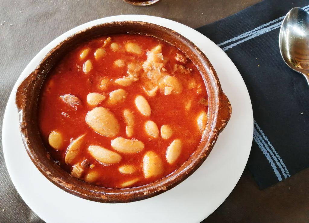 Los judiones son un clásico en la gastronomía segoviana.