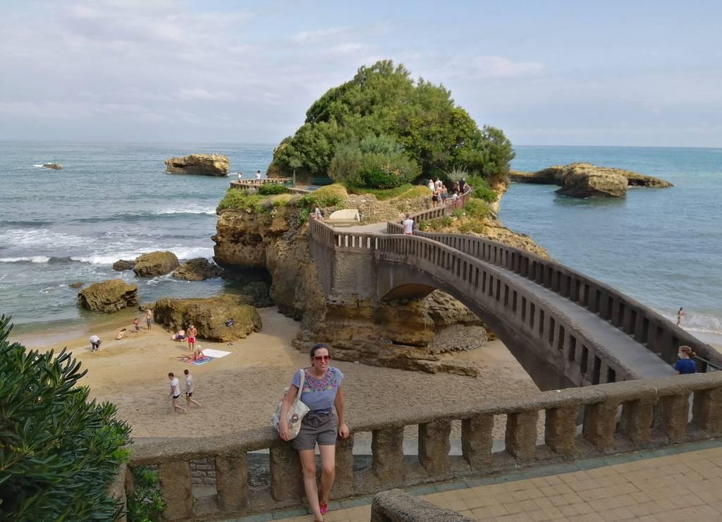 Qué ver en el País Vasco francés: Biarritz.